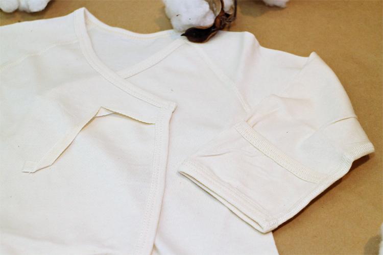 反摺袖蝴蝶衣