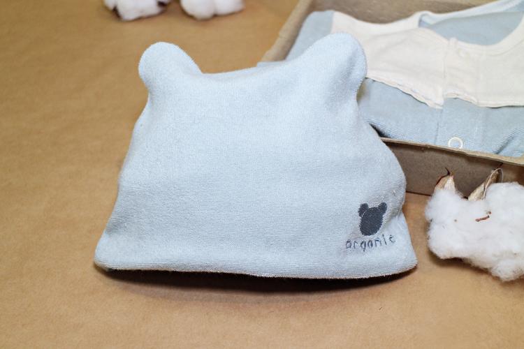 藍色熊熊帽