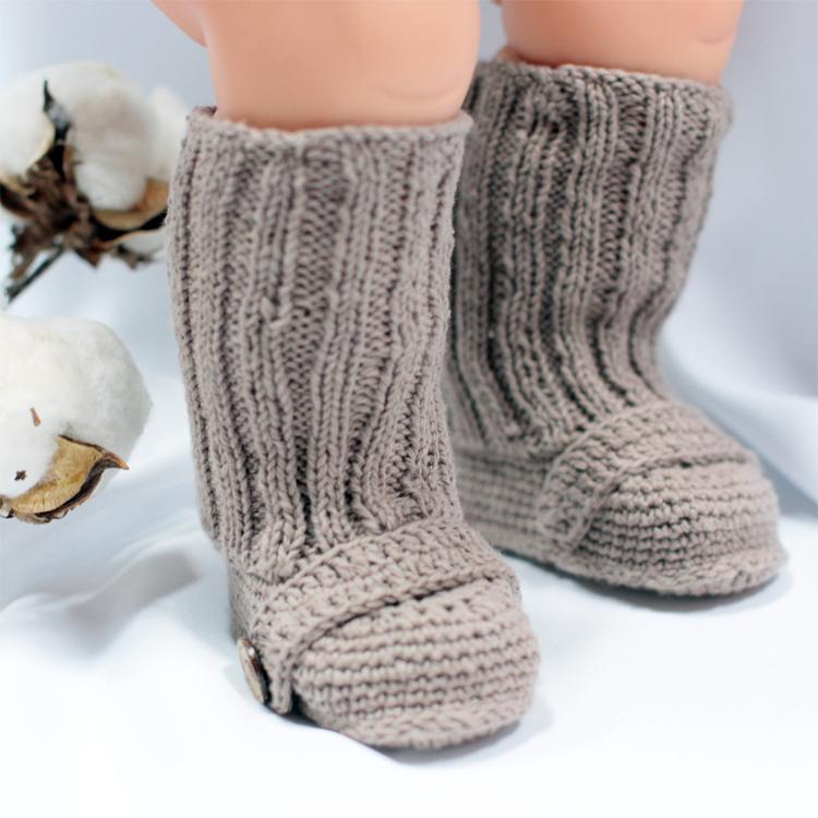 有機棉襪套鞋